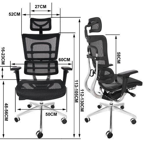 best ergonomic chairs for leg pain: reviews & alternatives