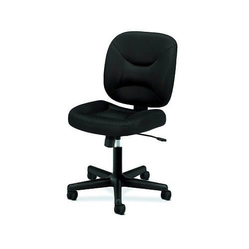 basyx by hon low back task chair review myergonomicchair. Black Bedroom Furniture Sets. Home Design Ideas