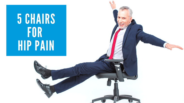 5 Best Ergonomic Office Chairs For Hip Pain In 2018 For